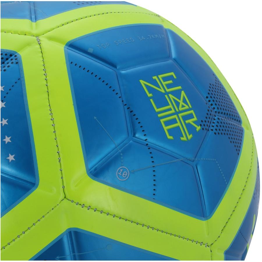 Bola de Futebol de Campo Nike Neymar Strike 3c46918c14063