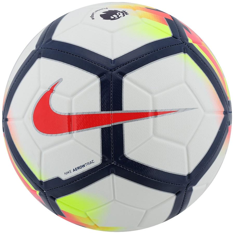 Bola de Futebol de Campo Nike Premier League Strike f35c80e7b37ad