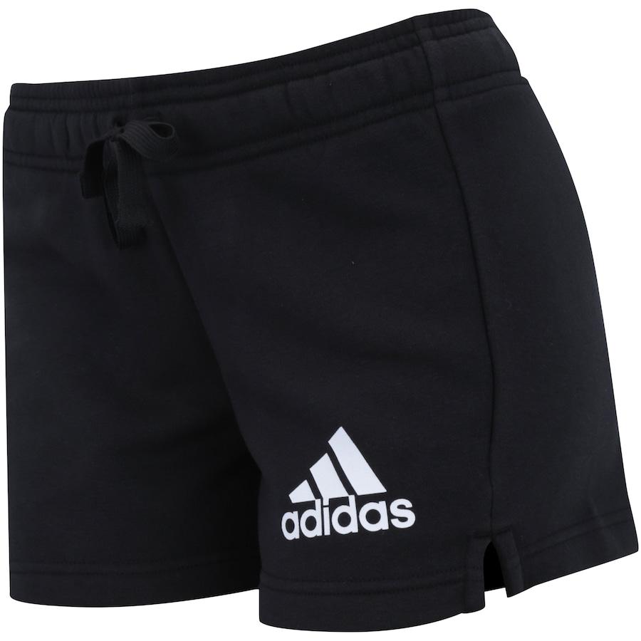 2a41976d6 Shorts de Moletom adidas Ess Solid - Feminino