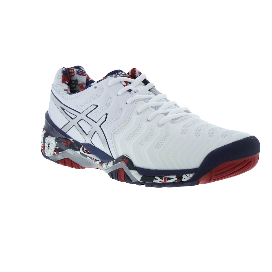4222865a39 Tênis Asics Gel Resolution 7 Wimbledon - Masculino