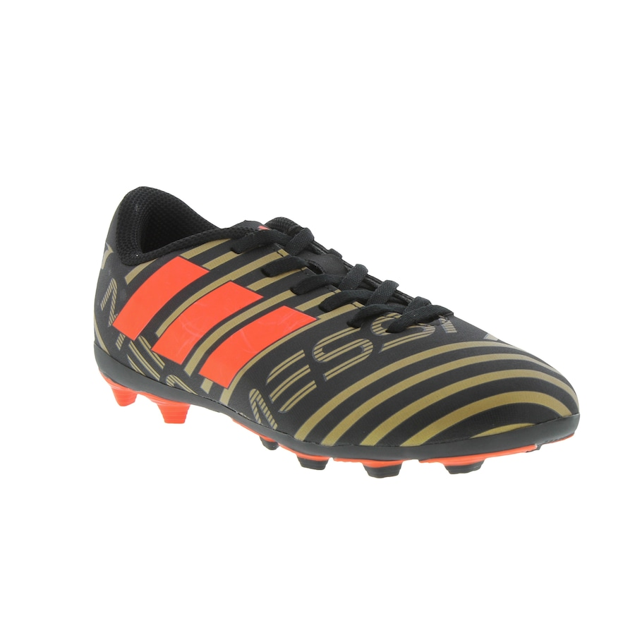 18cbbd75237 Chuteira de Campo adidas Nemeziz Messi 17.4 FG - Infantil