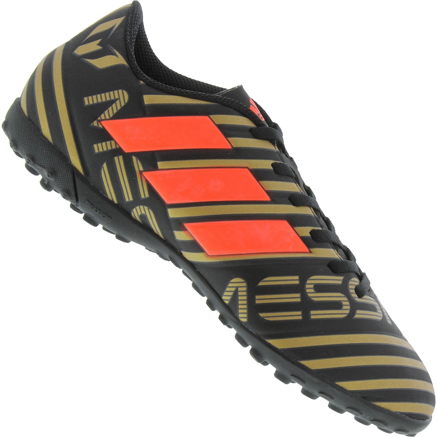 f9b119e917bf3 Chuteira Society adidas Nemeziz Messi 17.4 TF - Adulto