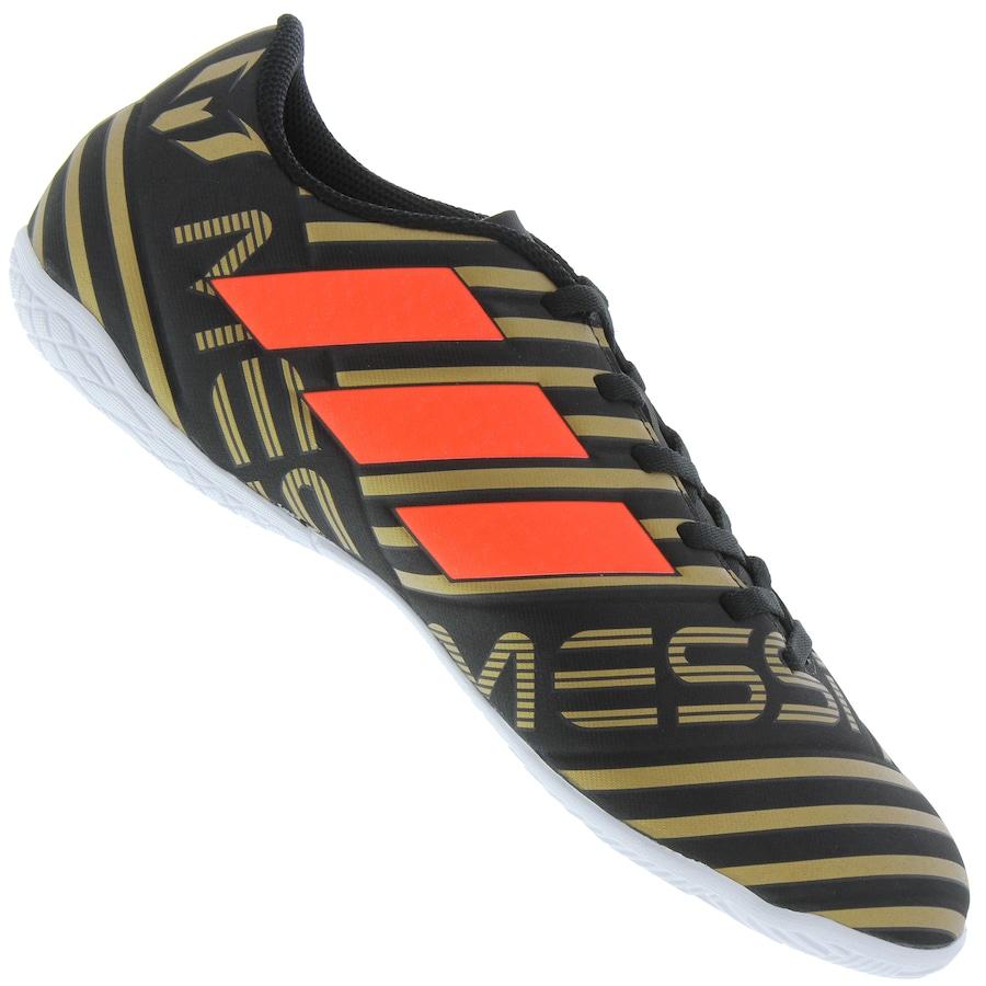 Chuteira Futsal adidas Nemeziz Messi 17.4 IN - Adulto 4c6d0dc9a277f