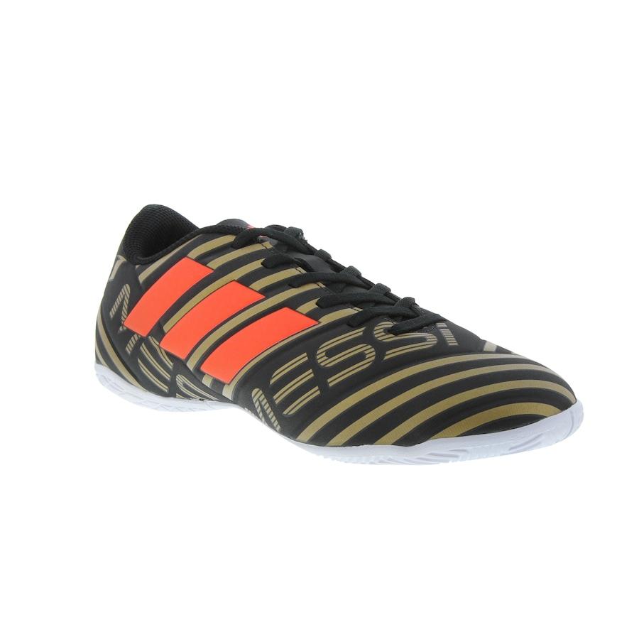Chuteira Futsal adidas Nemeziz Messi 17.4 IN - Adulto 397a8e202e60d