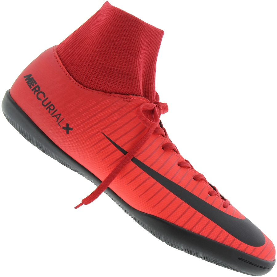 0103f0005f Chuteira Futsal Nike Mercurial X Victory VI DF IC - Adulto