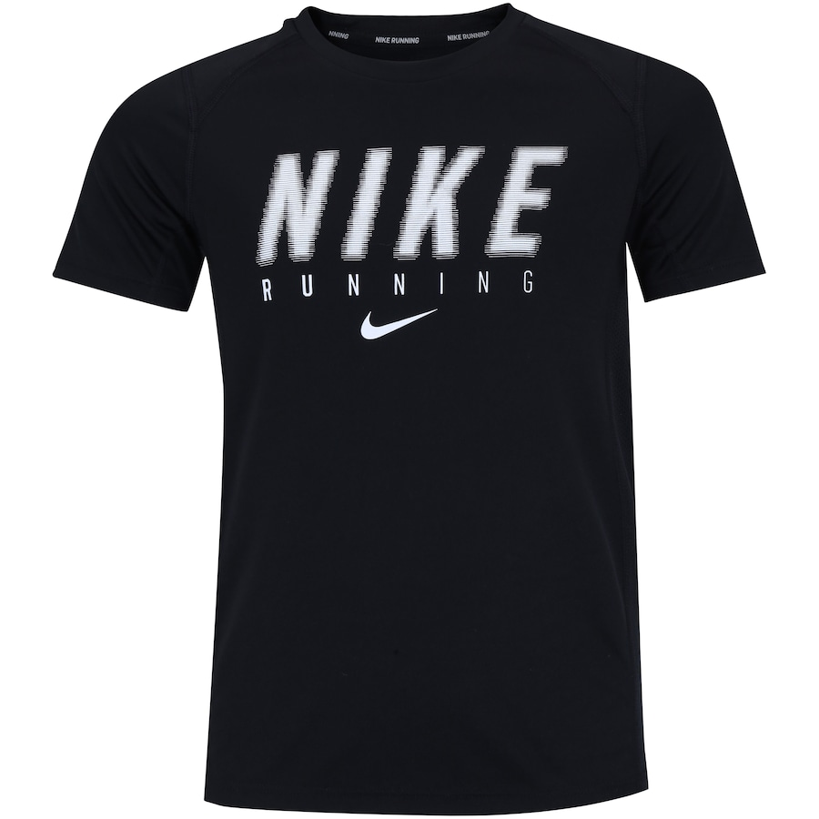 Camiseta Nike Dry Top SS Miler GFX - Infantil 02ea85de894ae