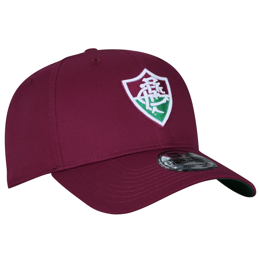 Boné Aba Curva do Fluminense New Era - Snapback - Adulto f4c58c7f871