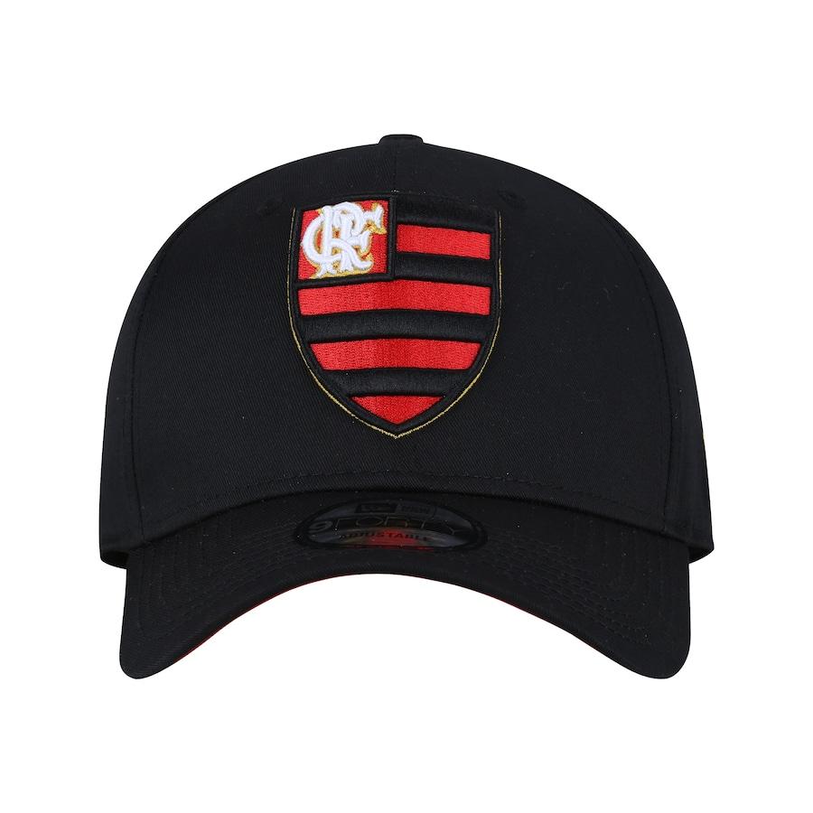 Boné do Flamengo New Era 9FORTY - Snapback - Adulto 4f783672827