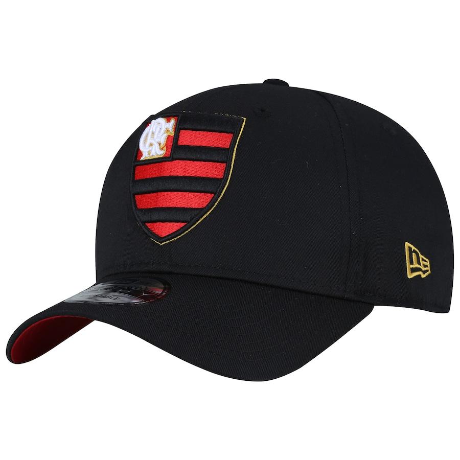 Boné do Flamengo New Era 9FORTY - Snapback - Adulto 9708d1ea426