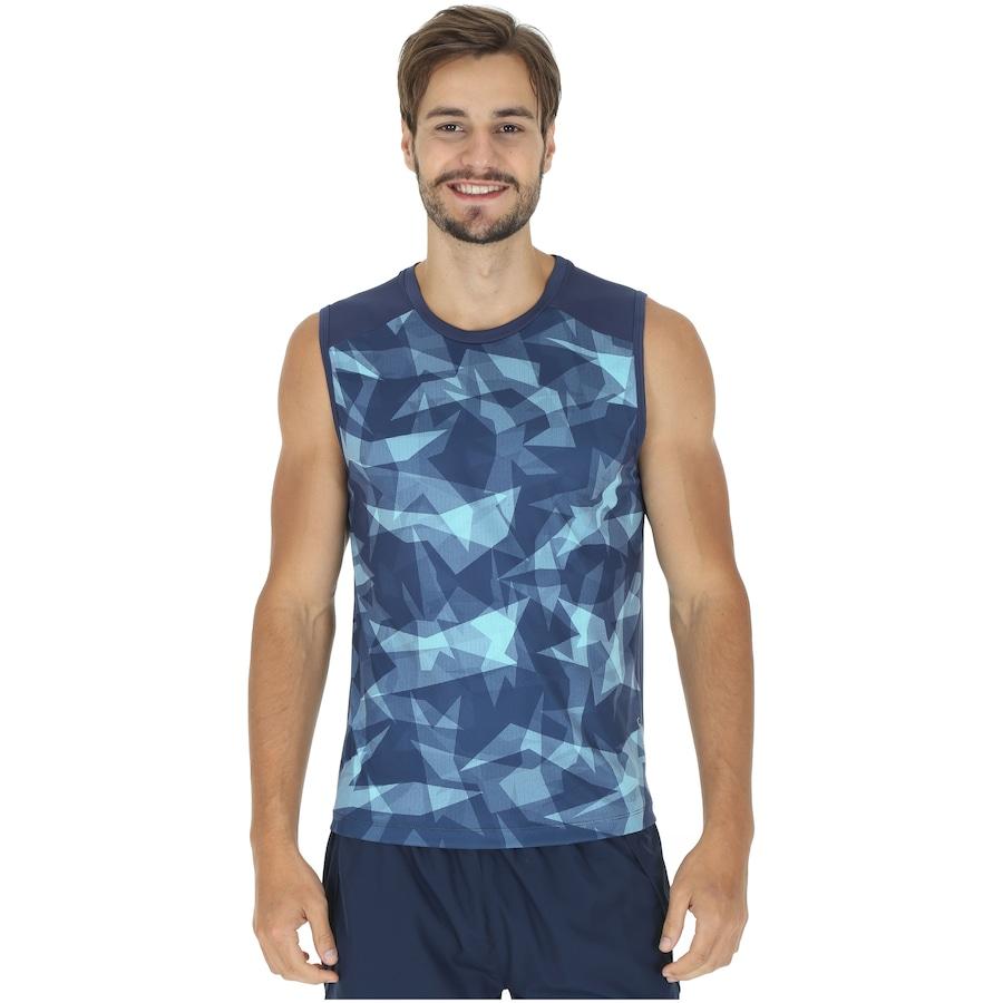 Camiseta Regata Oxer Sublimada - Masculina 089f2a46037