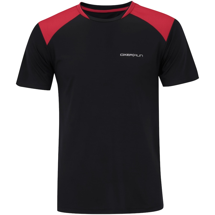 Camiseta Oxer Recorte Ombro - Masculina f8d2869b0f34c