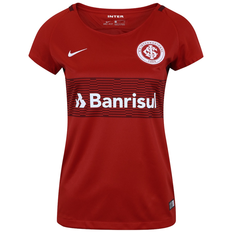 9930cd8eca Camisa do Internacional I 2017 Nike - Feminina