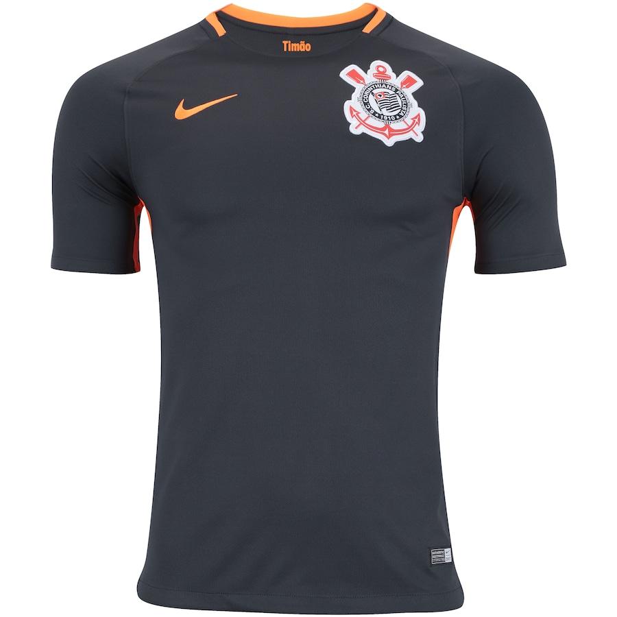 ceafc22d52 Camisa do Corinthians III 2017 Nike - Masculina