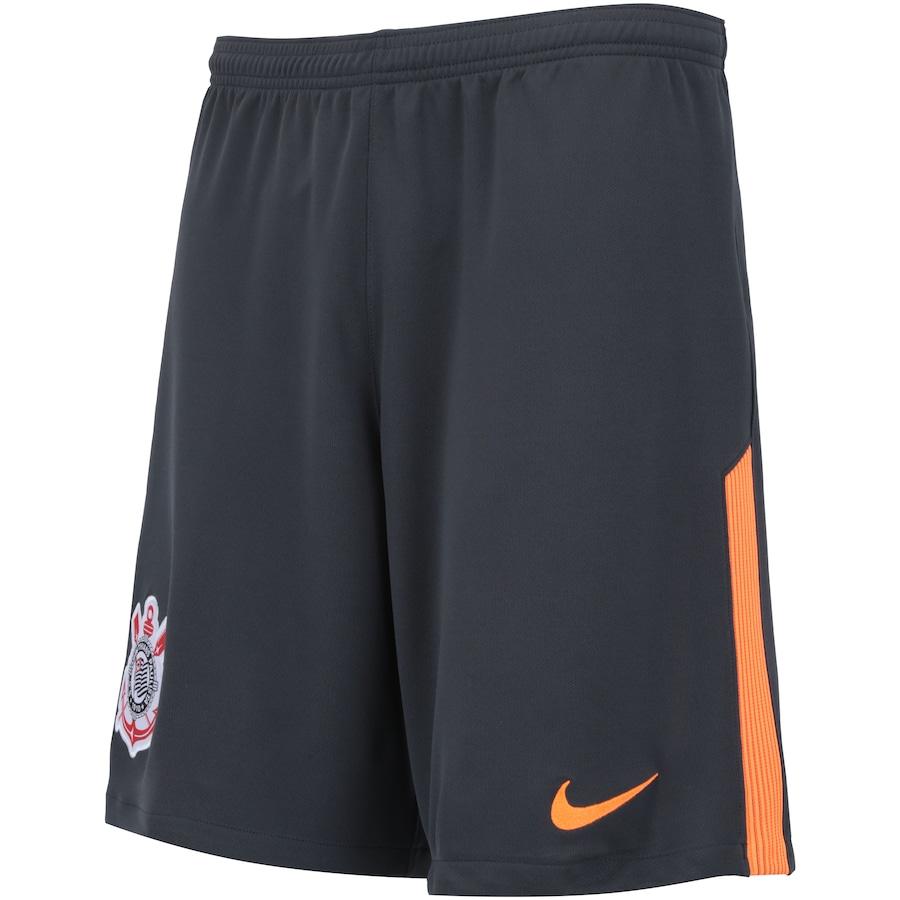 Calção do Corinthians III 2017 Nike - Masculino d90e4496628c6