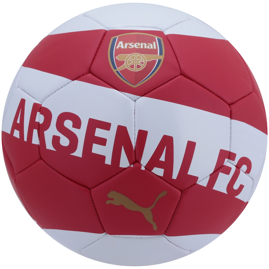 a60404a23 Bola de Futebol de Campo Arsenal Puma Fan Ball
