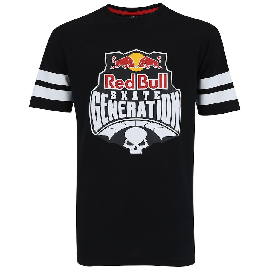 Camiseta Red Bull Logo SK8 - Masculina 29f40f32ae8