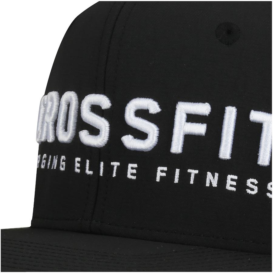 Boné Aba Reta Reebok CrossFit A Flex - Fechado - Adulto 13756995388