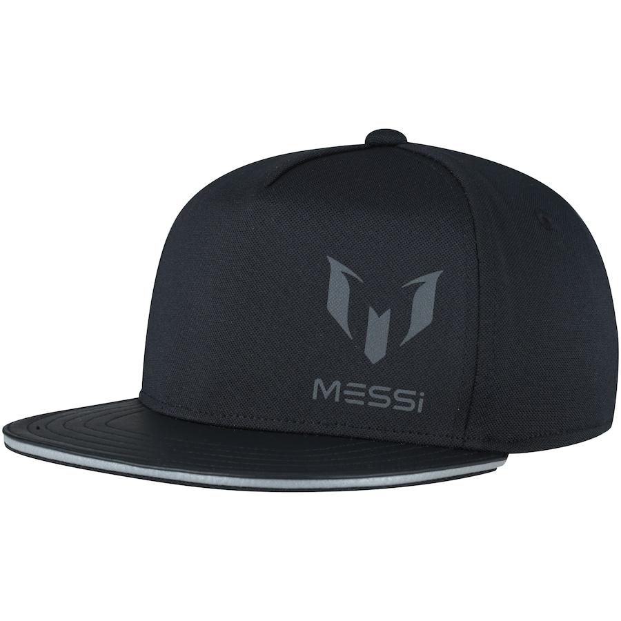 Boné Aba Reta adidas Messi Kids - Snapback - Infantil c6ea90327cb
