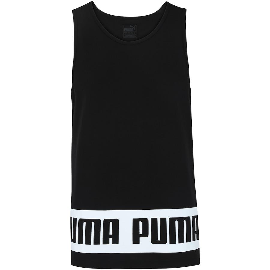 Camiseta Regata Puma Rebel - Masculina 1228770b8a7ee