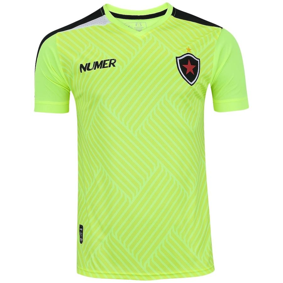 7da608e58 Camisa de Treino do Botafogo-PB 2017 Numer - Masculina