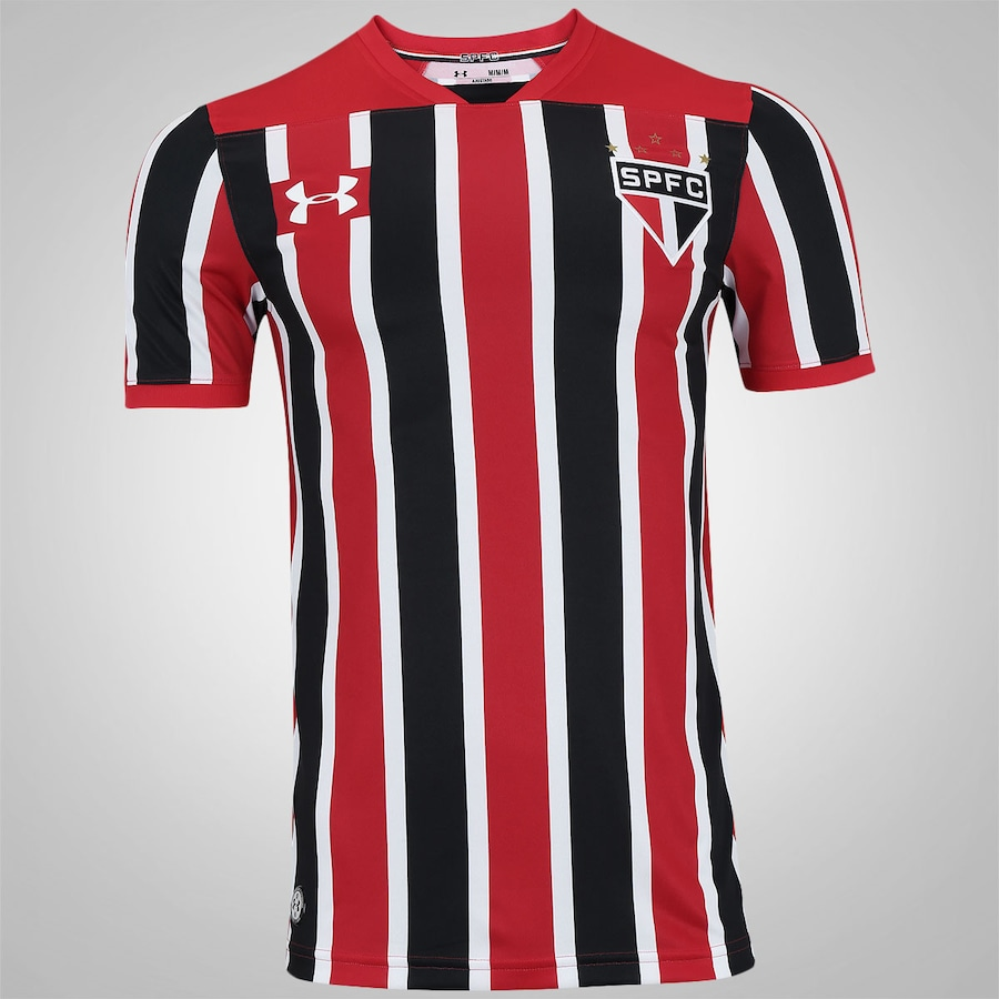 fde9ad1735b Camisa do São Paulo II 2017 Under Armour - Masculina