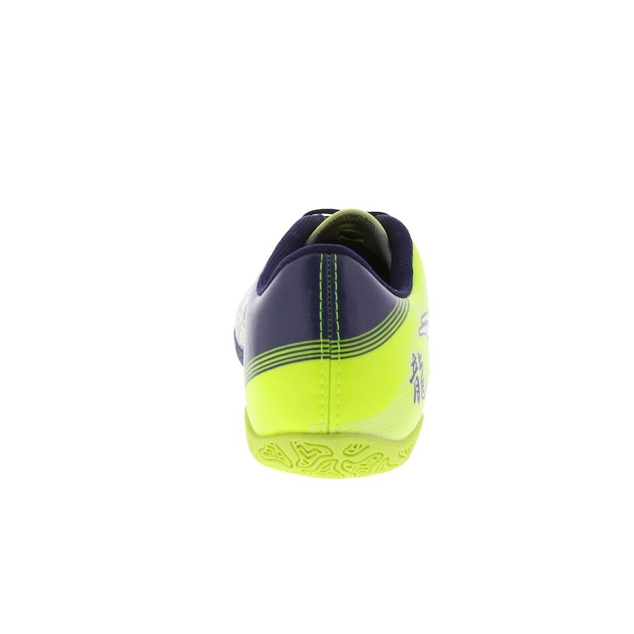 234df4995ddf3 Chuteira Futsal Penalty Victoria Dragon VII IN - Adulto
