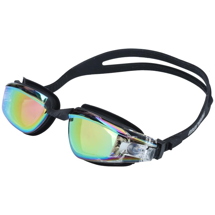 9795ca98da276 Óculos de Natação Mormaii Thunder - Adulto