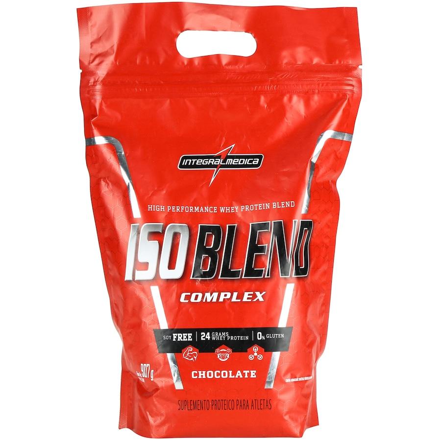 24dca9a55 Iso Blend Complex Integralmédica - Chocolate - 907g