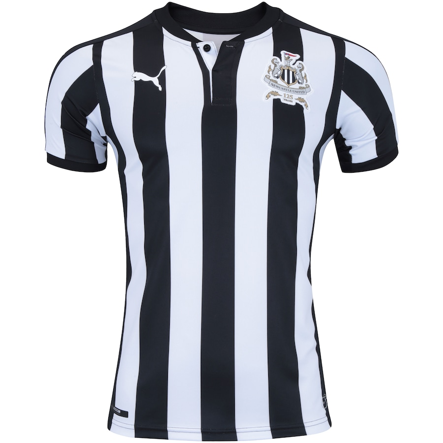 a13081f1a9 Camisa Newcastle United I 17 18 Puma - Masculina
