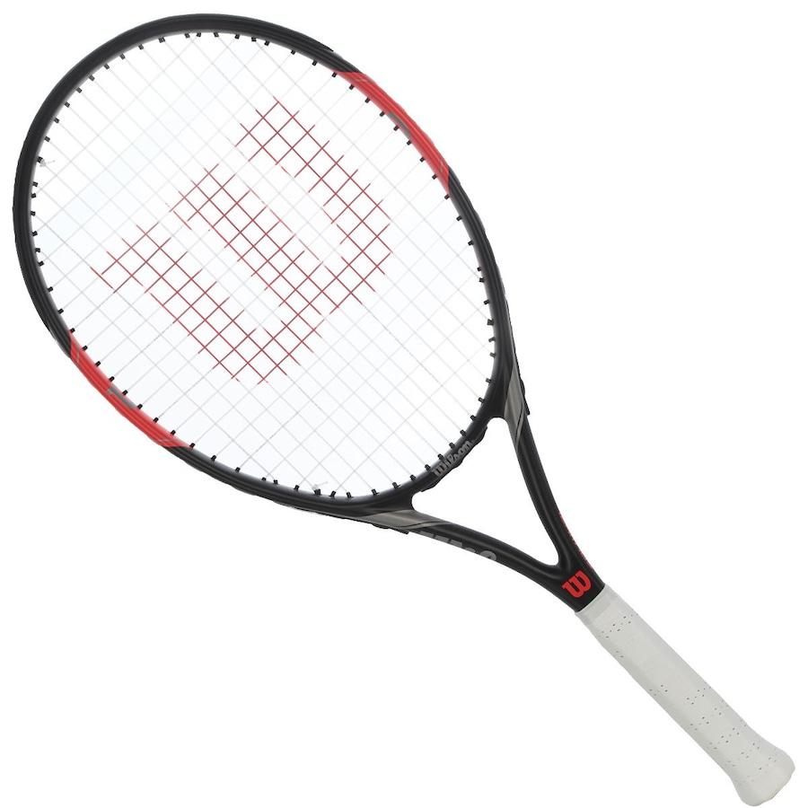 e7cd3a388 Raquete de Tênis Wilson Federer Team 105 - Adulto