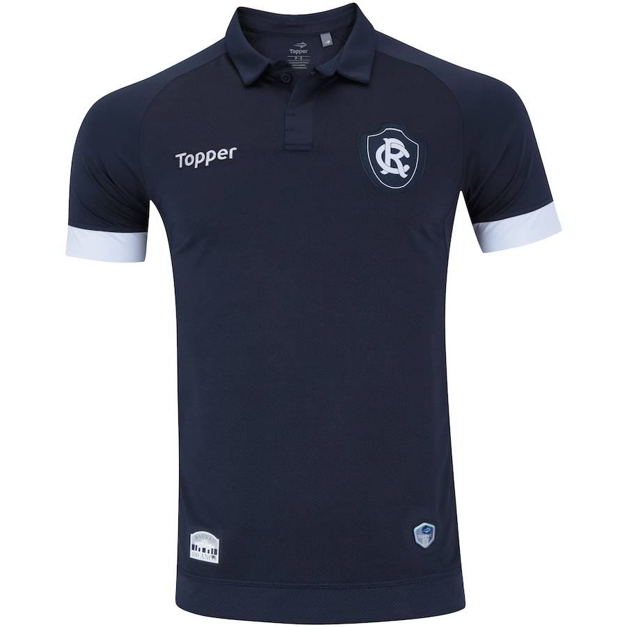 6f966fe4a Camisa do Remo I 2017 Topper - Masculina
