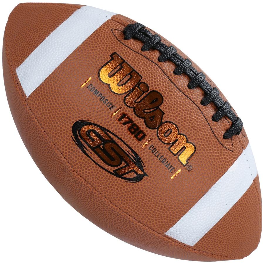 Bola de Futebol Americano Wilson GST Composite 766f4243bbc