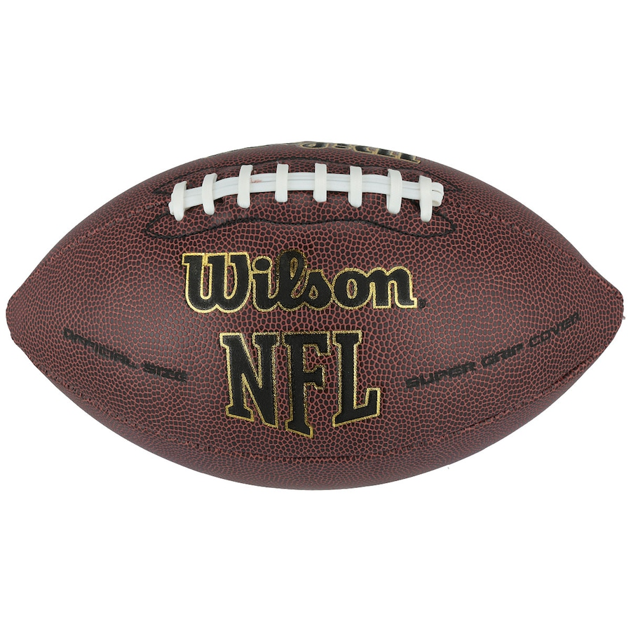 97ee7c7545 Bola de Futebol Americano Wilson NFL Super Grip Composite