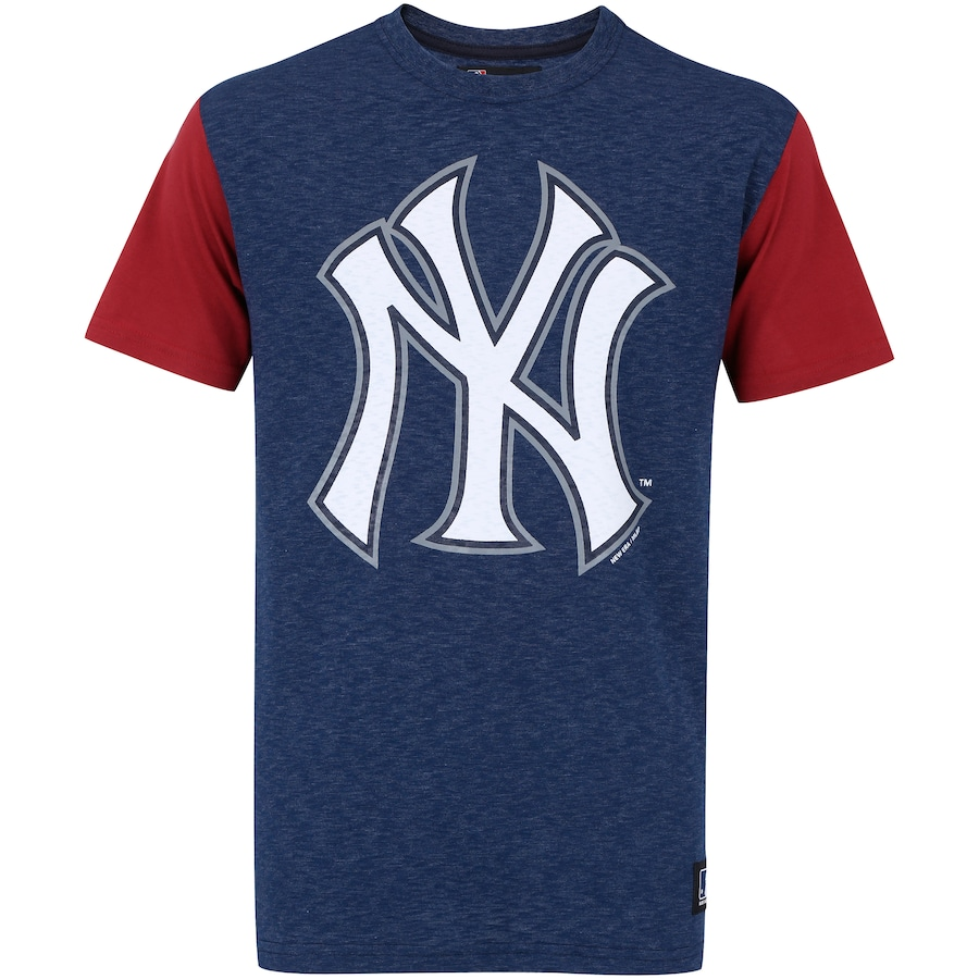 8a0b69acd716b Camiseta New Era New York Yankees 36 - Masculina
