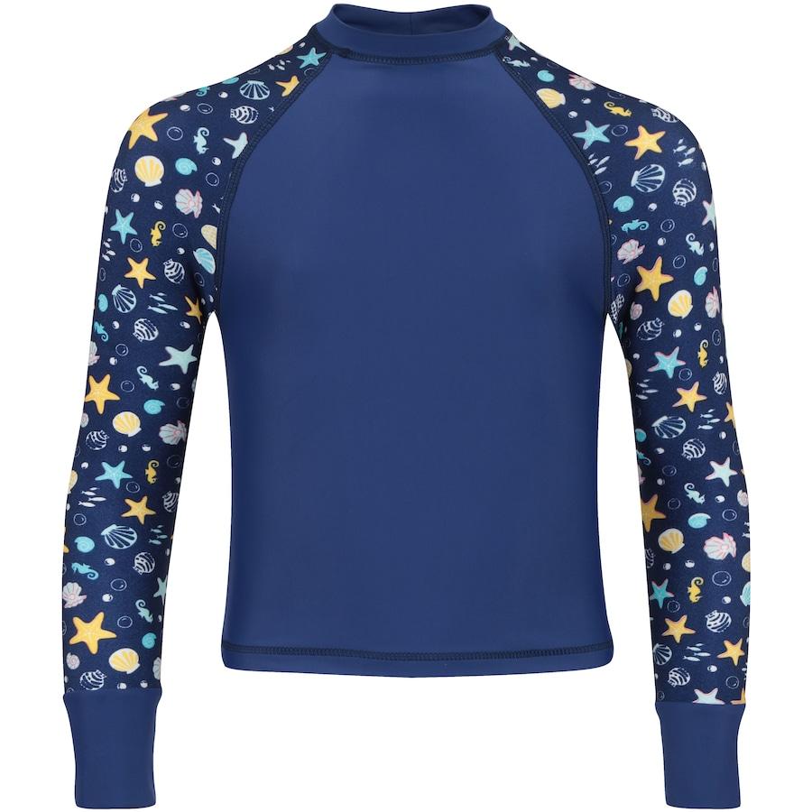 Camiseta Manga Longa com Proteção Solar Oxer Shell Feminina dc73fe0367e05