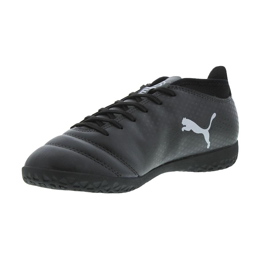 6b10694806 Chuteira Futsal Puma One 17.4 IN - Adulto