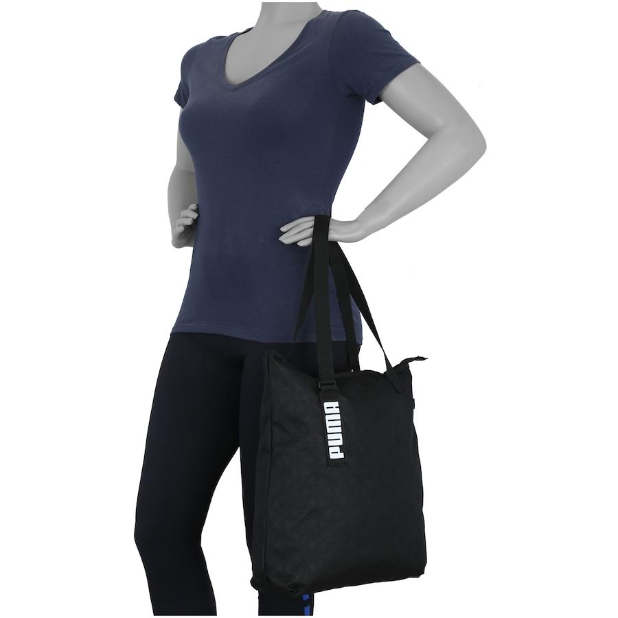 Bolsa Puma Core Active Shopper - Feminina 08ea08924a3