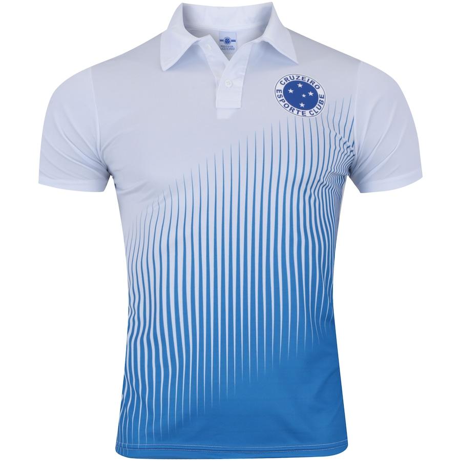 Camisa Polo do Cruzeiro Spike - Masculina f11750e0d9cf0