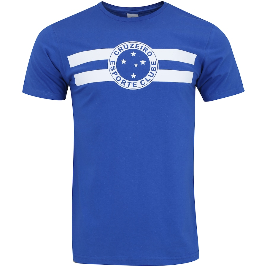 Camiseta do Cruzeiro Logo - Masculina a28bac924a8bb