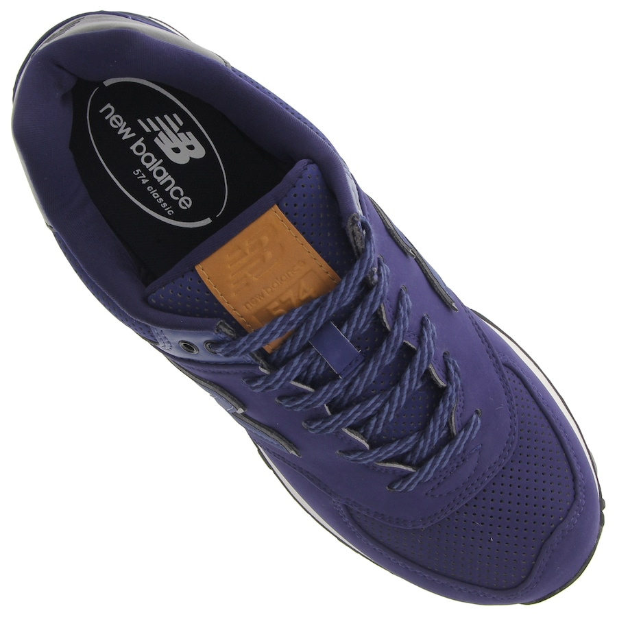 newest 5f121 64996 Tênis New Balance ML574 GPD - Masculino