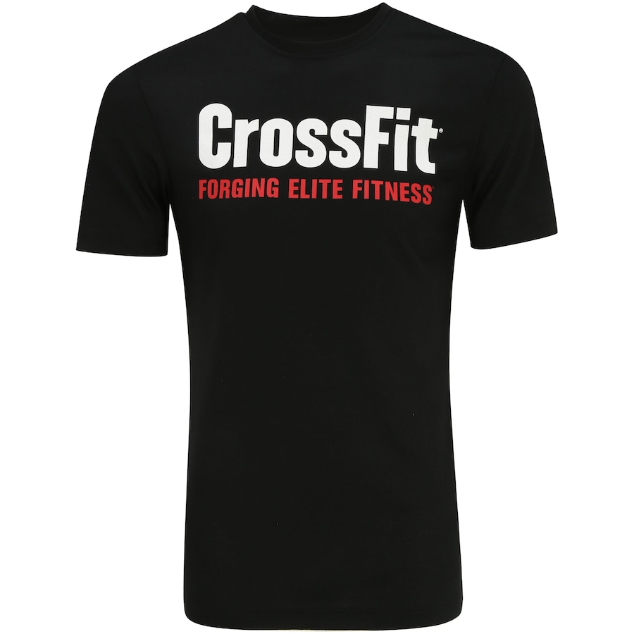 Camiseta Reebok CrossFit FEF Speedwick - Masculina b762722c981be