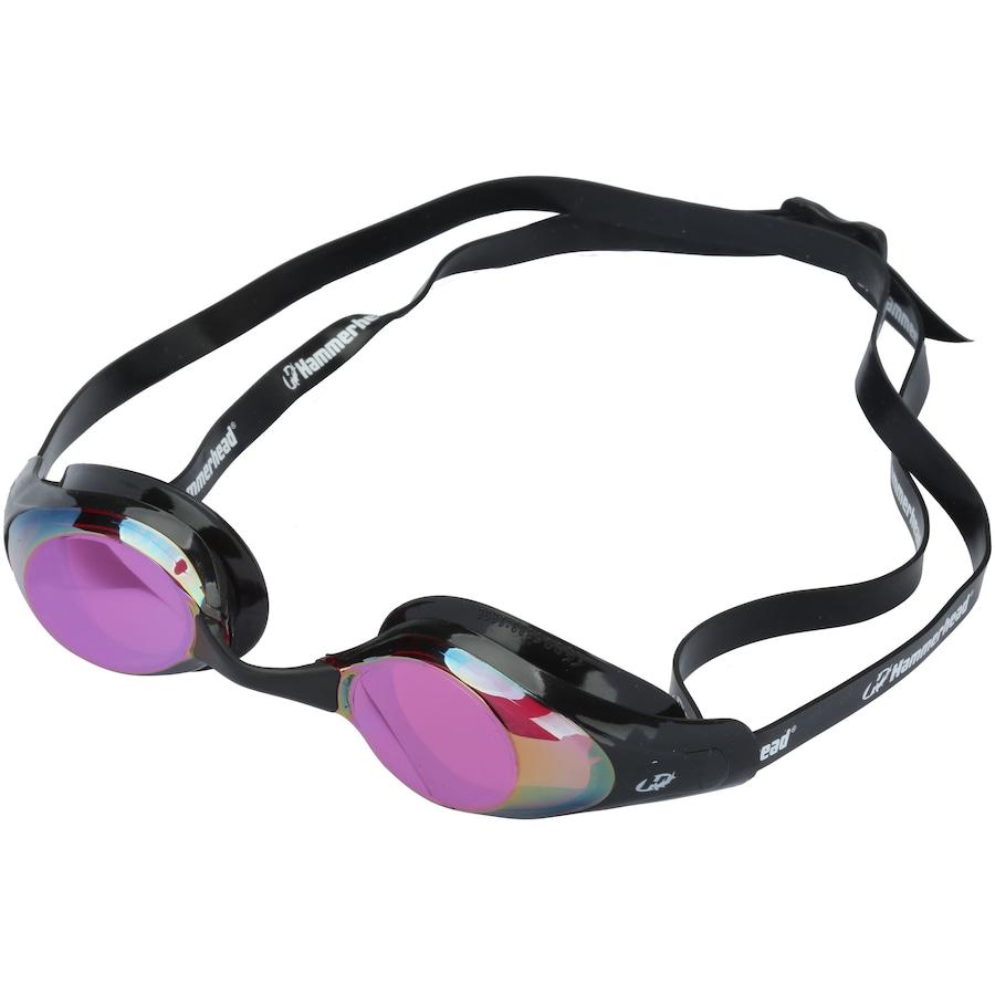 2e2ad9b05 Óculos de Natação Hammerhead Racer Pro Mirror - Adulto
