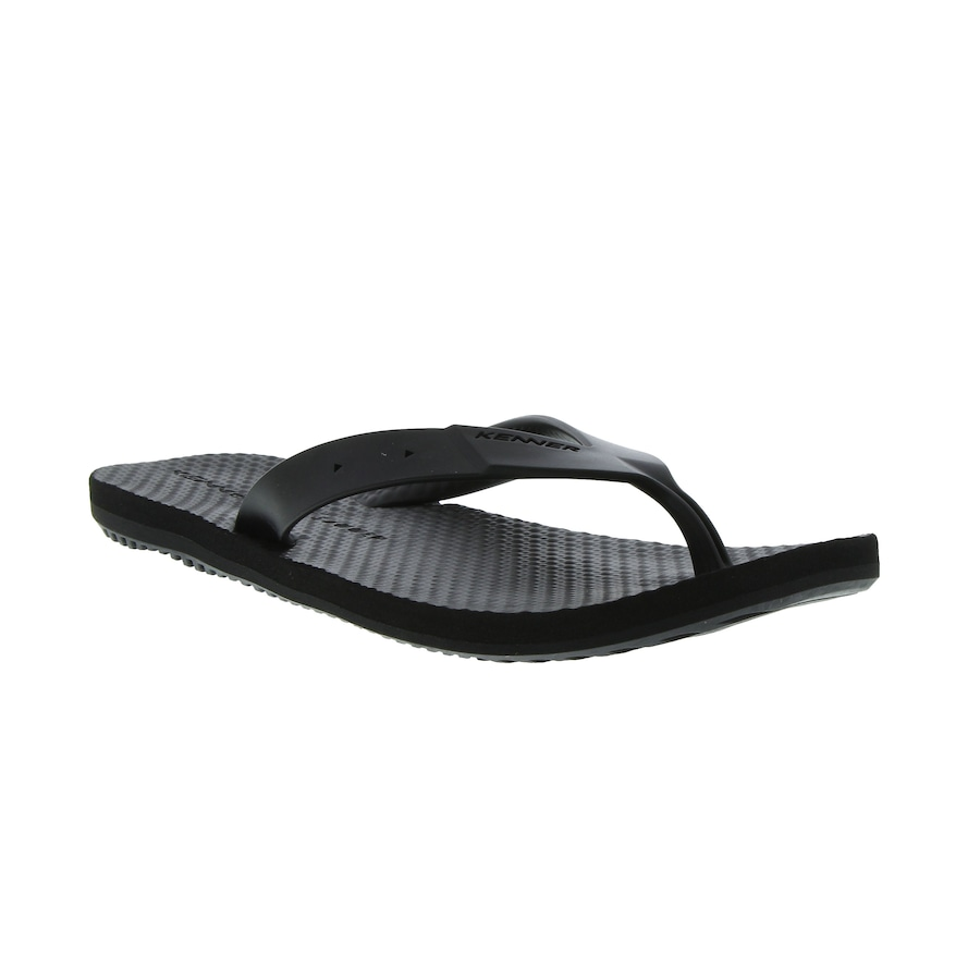 3918da6c4 Chinelo Kenner Summer Black - Masculino