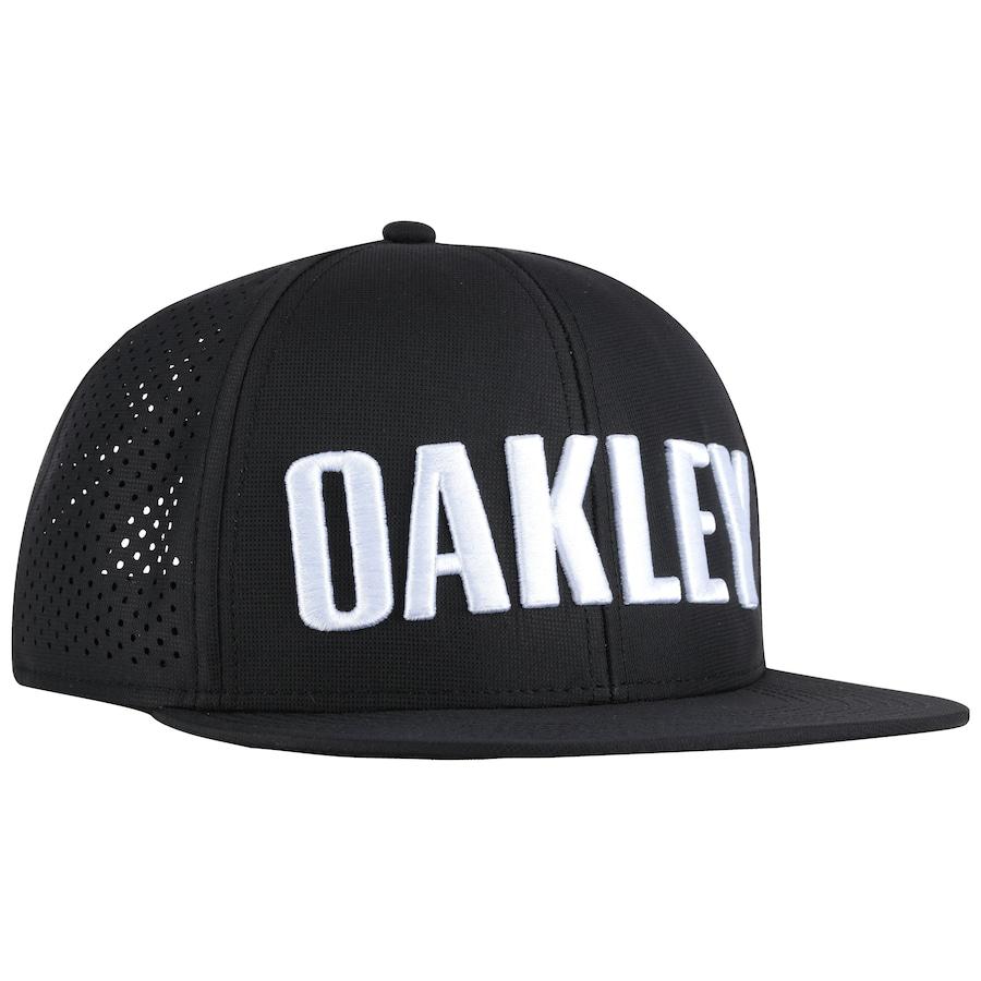 Boné Aba Reta Oakley Perf Hat - Snapback - Adulto 14d02eaab5a34