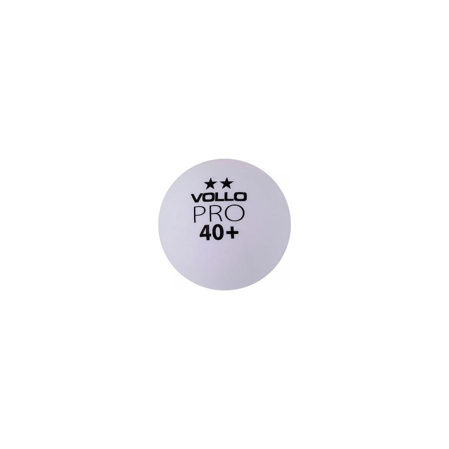 c1f72a562920c ... Kit de Bolas de Tênis de Mesa Ping-Pong Vollo com 6 Unidades ...