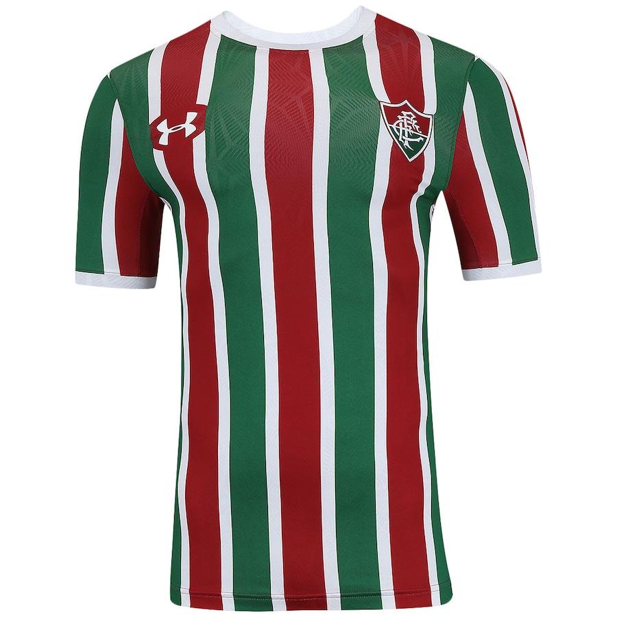 823b153cbe21b Camisa do Fluminense I 2017 Under Armour - Jogador