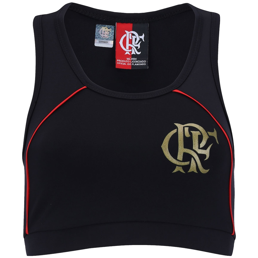 Top Fitness do Flamengo Block - Adulto 175a7d40f7eeb