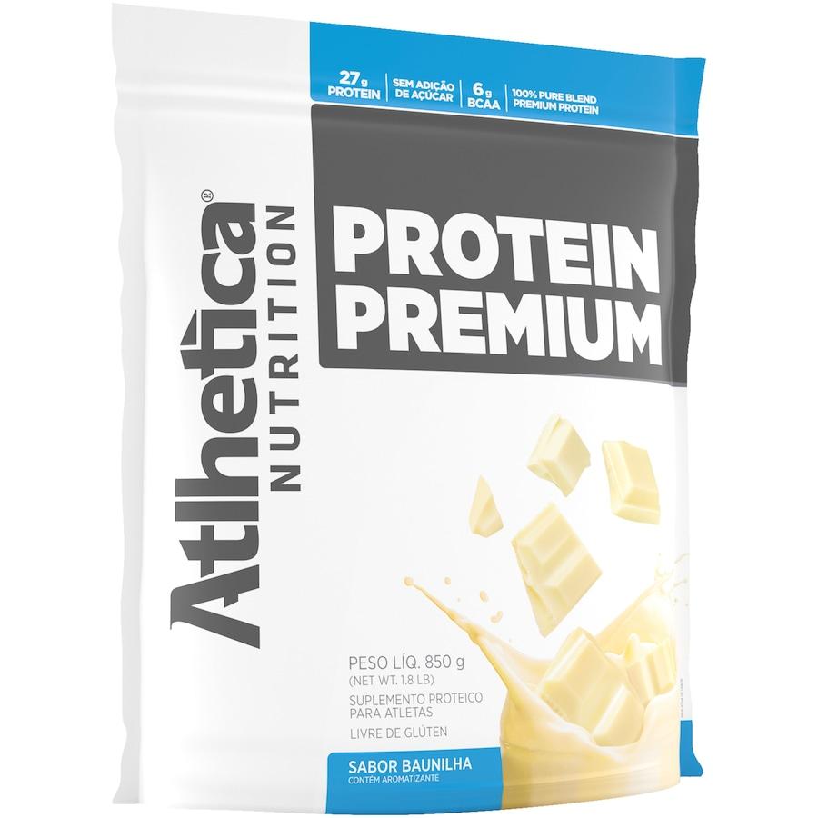 Blend Proteico Atlhetica Protein Premium - Baunilha - 850g