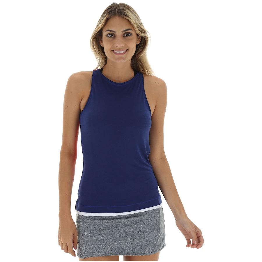 Camiseta Regata Fila Block - Feminina 8121e801ba39e