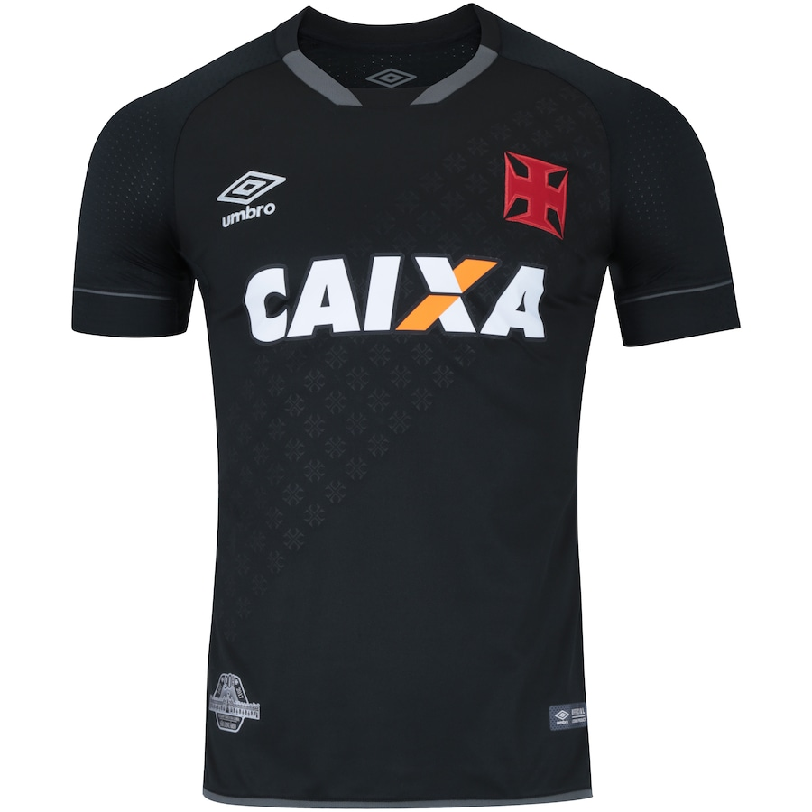 Camisa do Vasco da Gama III 2017 Umbro - Masculina fb690987bc961